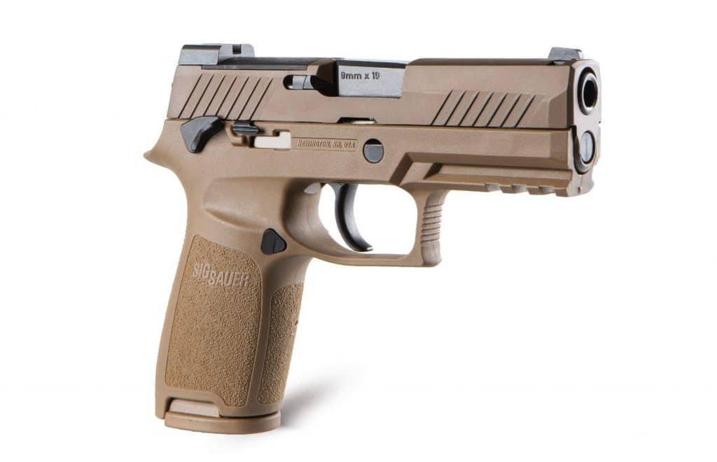 Sig Sauer lets public have US military's new M18 pistol in 'nearly identical' release
