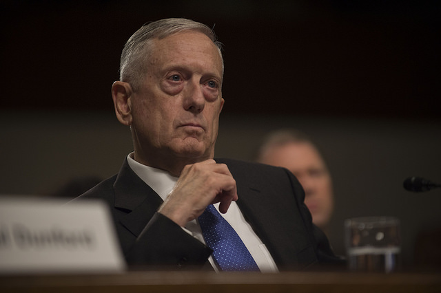 Mattis, mortars hit Kabul airport; DPRK asks GOP to explain POTUS; China offers robot ship for export; US military building a giant nervous system; and just a bit more… Featured