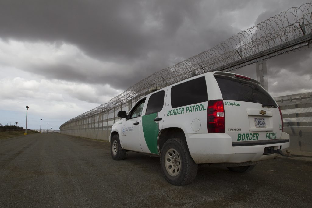 CBP: Prep work for wall construction has commenced; Preparations began this week