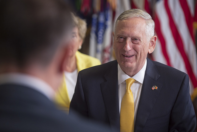Mattis: North Korea sanctions are working Featured