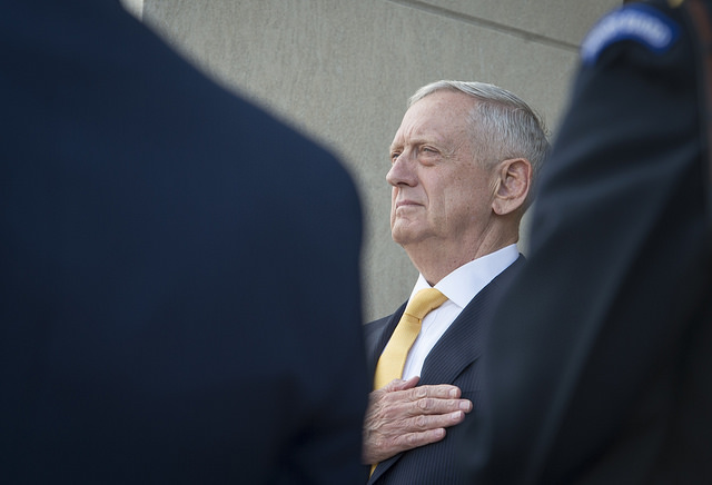 Mattis: We will have 'battles of annihilation' to 'crush' ISIS in Middle East Featured
