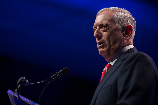 Mattis warned the military to 'be ready' for what Trump decides to do about North Korea Featured