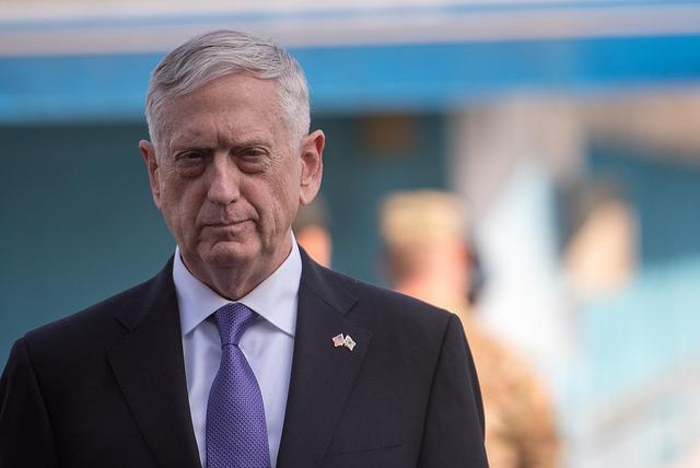 Mattis says he could've killed Osama bin Laden in 2001