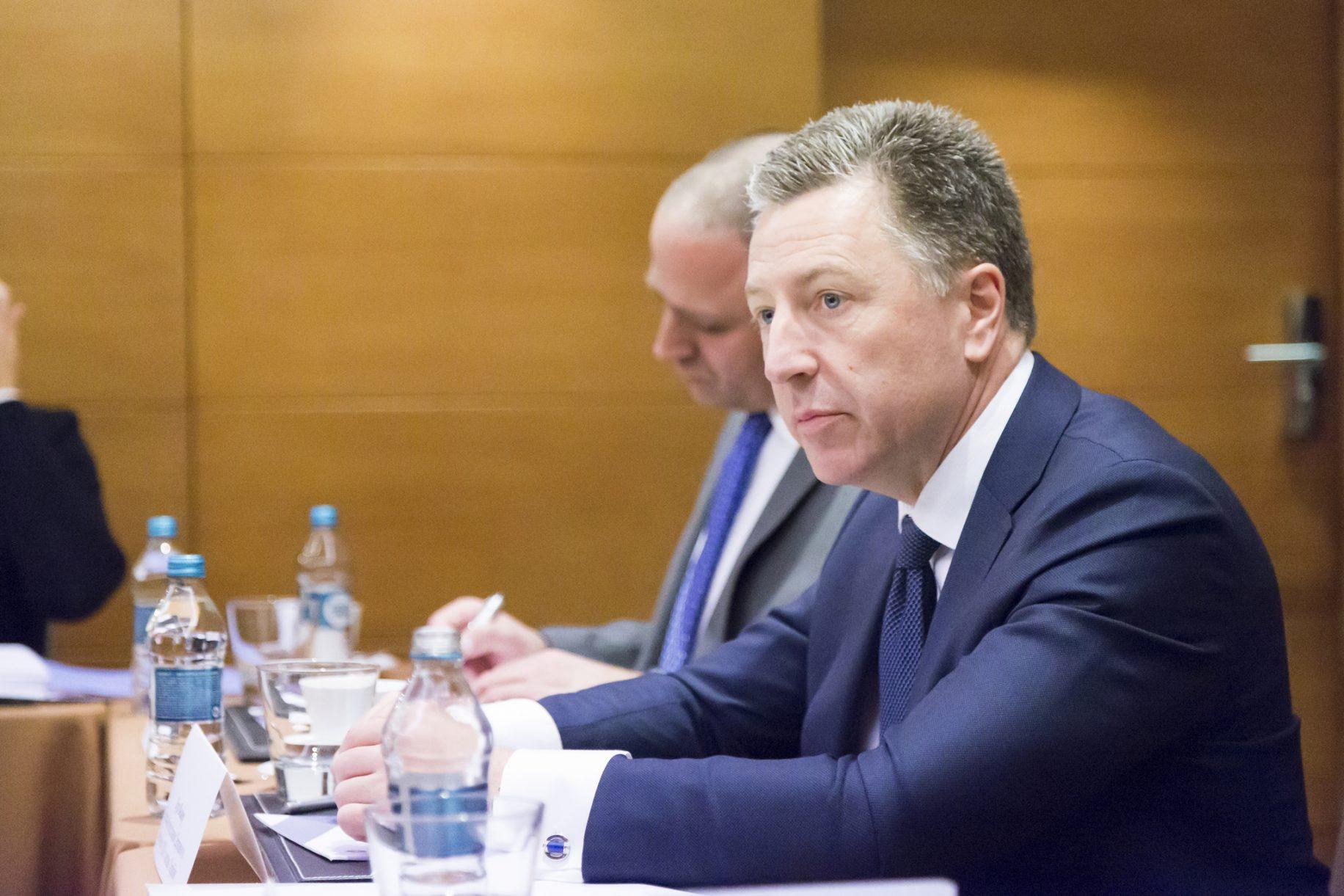 US special envoy to Ukraine says Russian propaganda hindering peace efforts