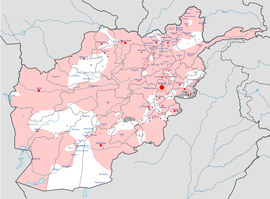 Stratfor Says The Taliban Is Rapidly Advancing Its Territorial Gains In Afghanistan Featured