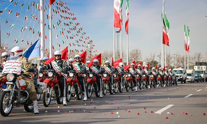 Member of Iranian military arrested over Ahvaz parade attack