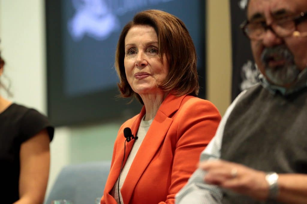 VIDEO: Pelosi: 'Really important' to lower legal voting age to 16