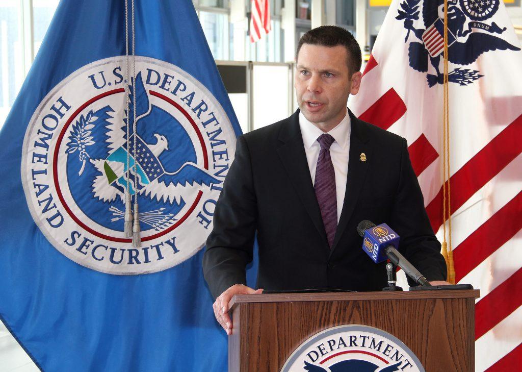 US Homeland Security chief, veteran diplomat announce their resignations