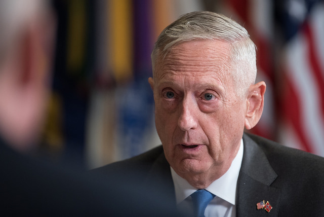 VIDEO: Former US Defense Secretary Jim Mattis warns ISIS could 'resurge'