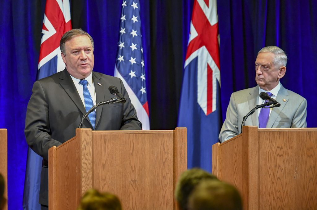 Pompeo Is Clear: US will continue imposing tough action ...