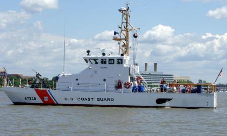 Coast Guard Seaman Saves Shipmate's Life Featured
