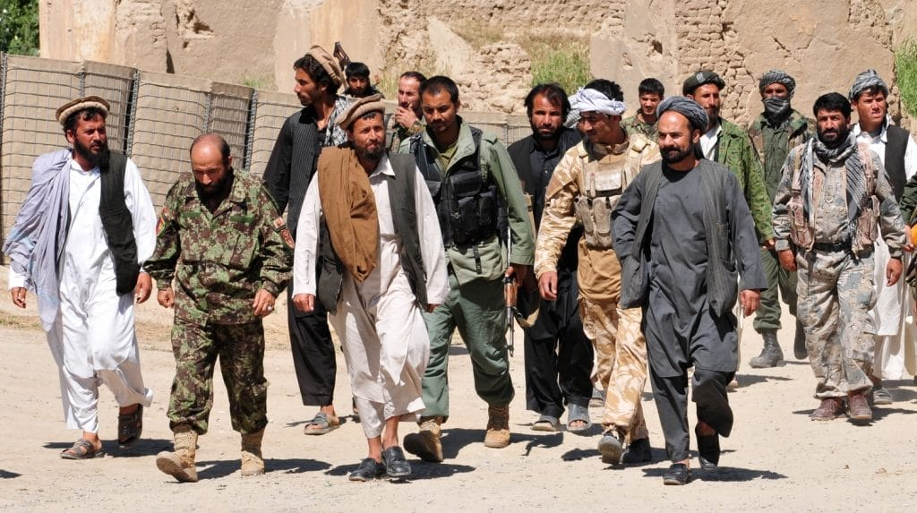Afghan forces retake Taliban-controlled district