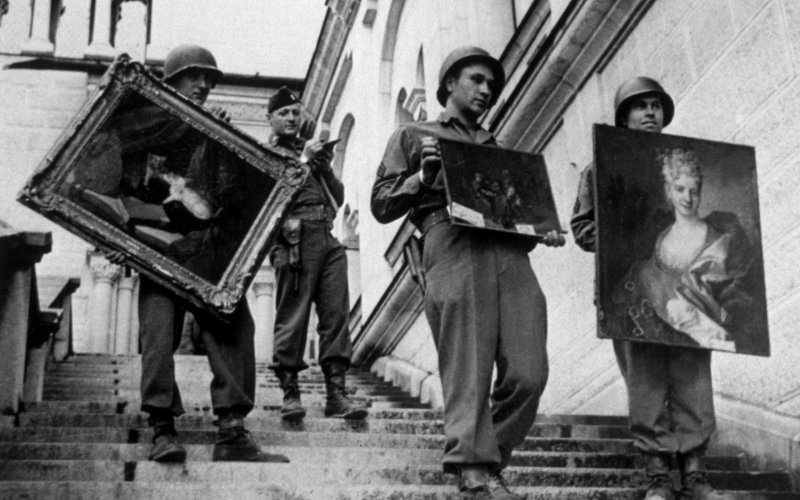 New Report: Germany Returned Nazi-Looted Art To Nazi Families Instead Of Rightful Owners Featured