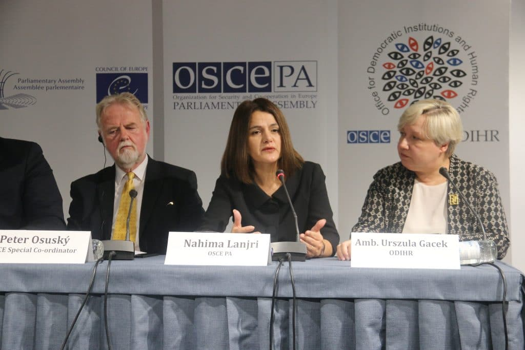 US says Moscow used 'sham' NGOs at OSCE forum to promote claim Crimea belongs to Russia