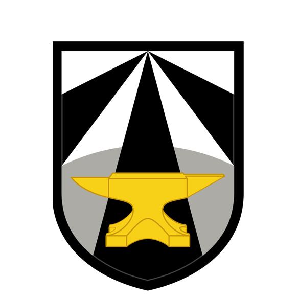 Army Futures Command unveils unit patch that features golden anvil