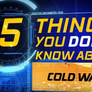 5 Things You Don't Know about the Cold War