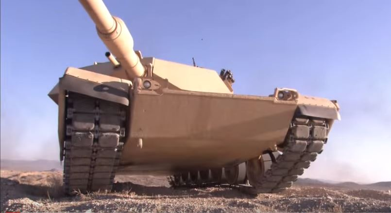 5 Things You Don't Know About M1A1 & M1A2 Abrams Tanks Featured