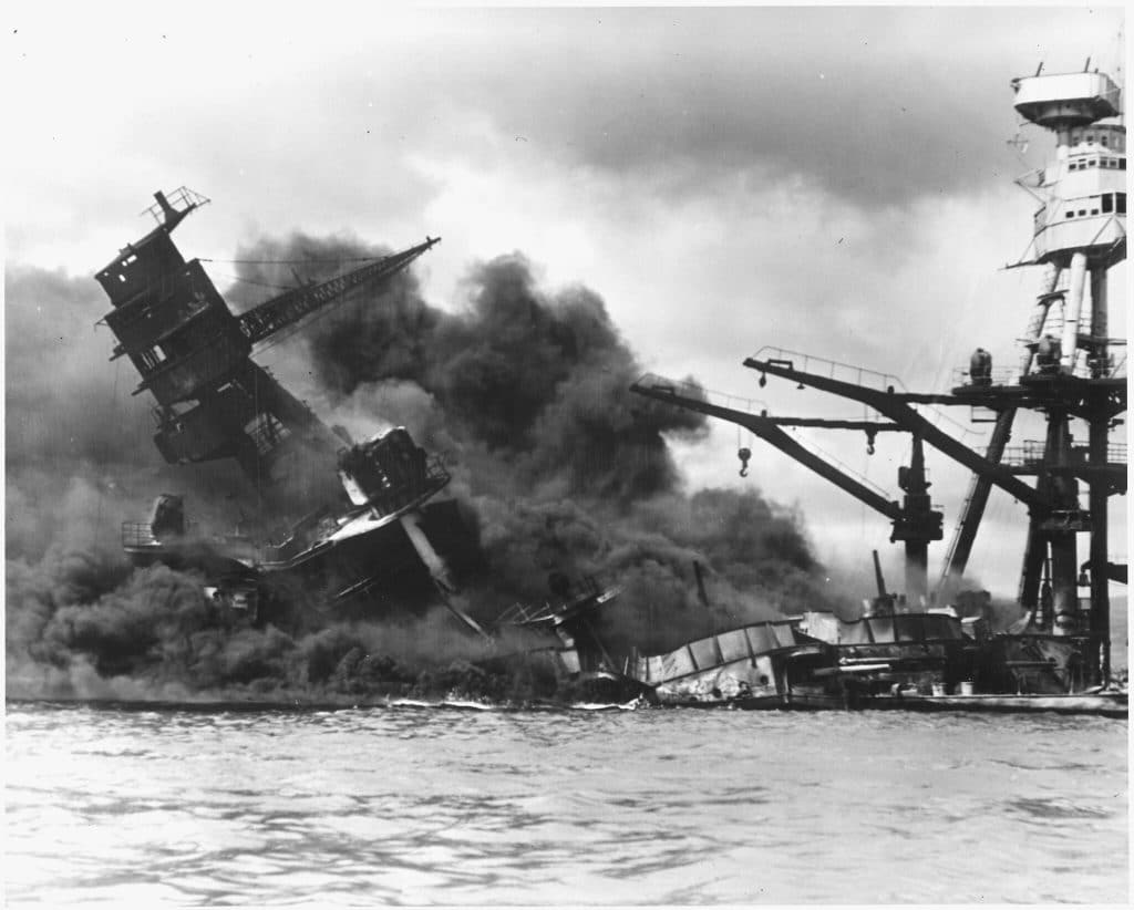 2,400 Americans died at Pearl Harbor 78 years ago today