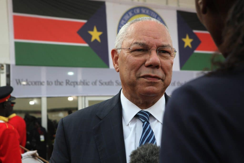 Colin Powell slams Trump, GOP, says US foreign policy 'in shambles' in rare rebuke