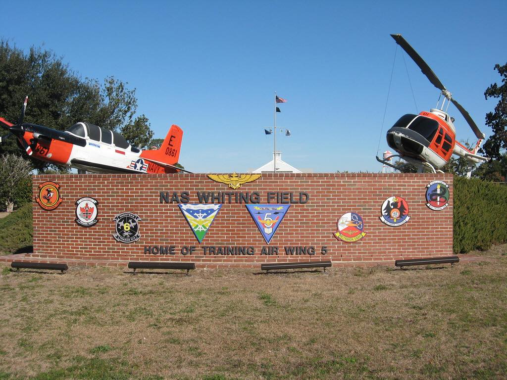 NAS Whiting Field aviators who died in Oct. 23 crash are being remembered