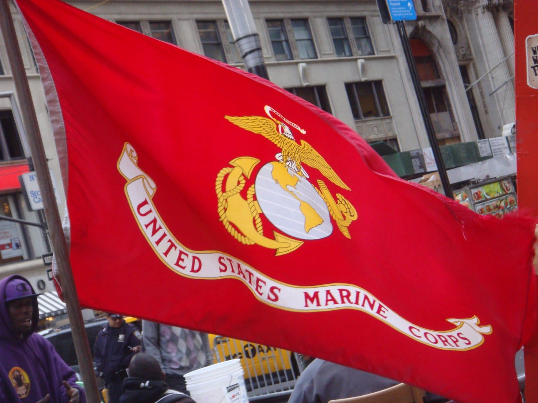 Marine family received $32,000 bill after explosion caused fire in military housing