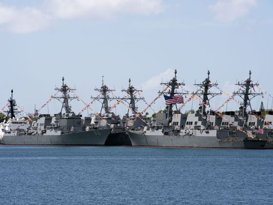 Russian Spy Ship Located Off The Coast Of Hawaii To Listen In On RIMPAC Featured
