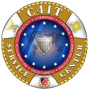 Pictured is the C4ITSC logo.