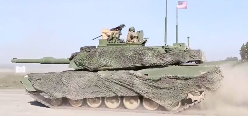 66th Armor Regiment - Watch U.S. Soldiers Compete In The Strong Europe Tank Challenge