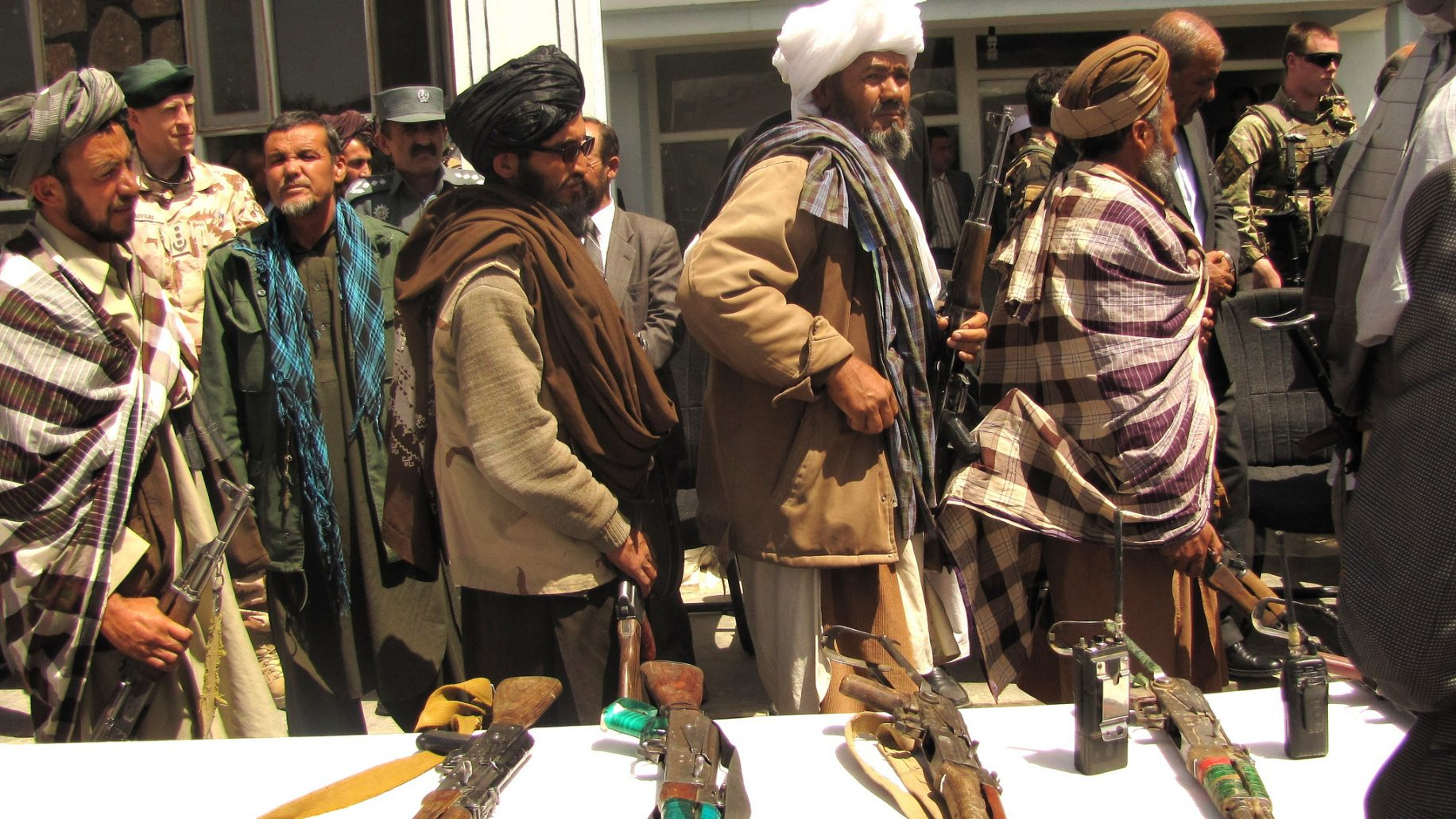 Taliban's #2 writes New York Times op-ed claiming group is cautiously committed to peace