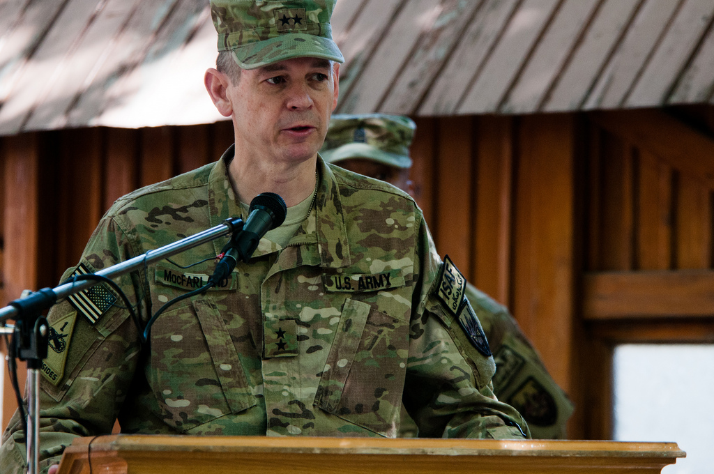 Army Lt. Gen. MacFarland Estimates 45,000 ISIS Fighters Killed By U.S. Forces In Last Two Years Featured