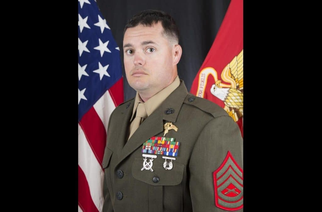 Pentagon identifies 4x deployed Marine Raider killed in combat in Iraq