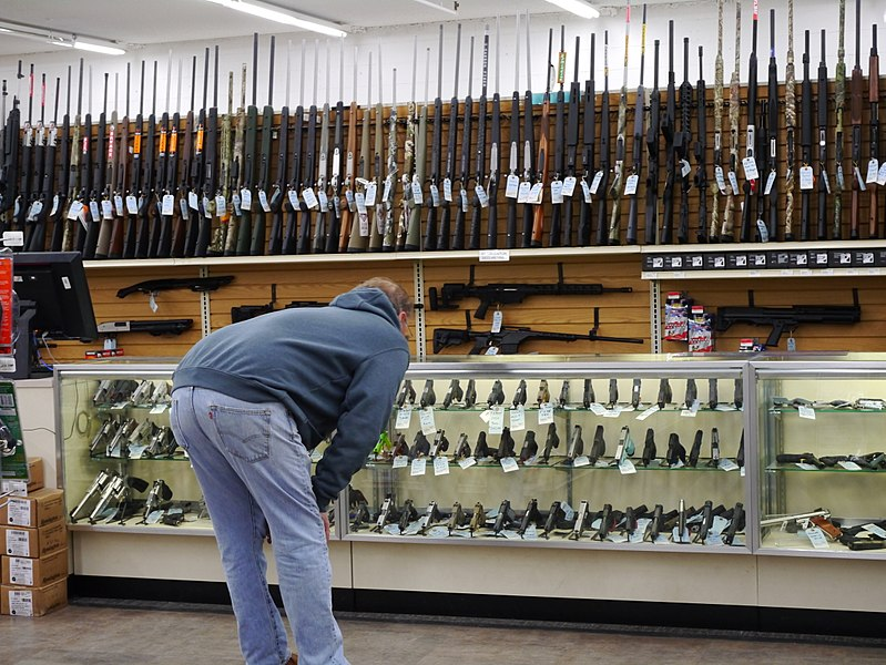 Chinese groups debate supporting US gun ban activists, says report