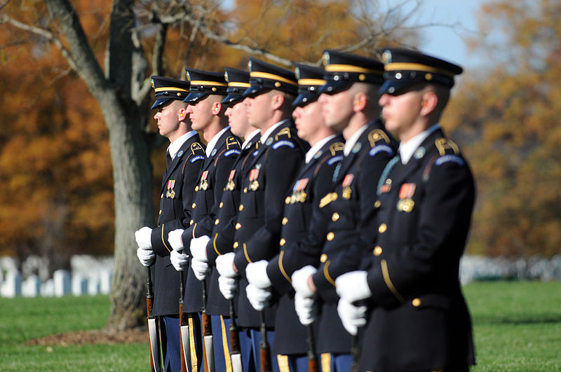 Honor Guard Asked To Relocate Three-Volley Salute By Local Police Department Featured
