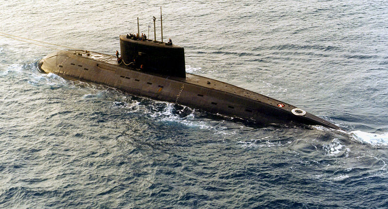 New stealthy Russian attack subs begins sea trials