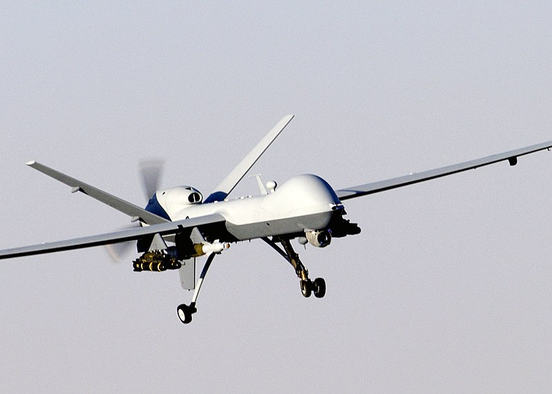 US drone shot down by Iran-backed rebels: reports