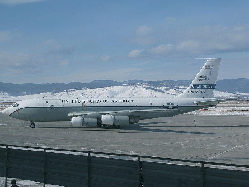 Russia accuses US of undermining security with Open Skies treaty move