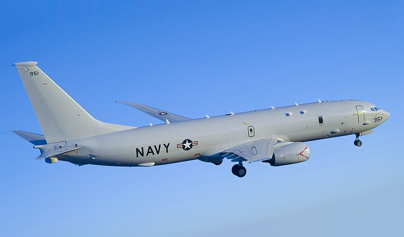 Iran almost shot down US Navy plane with 35 crew as 'message' to US
