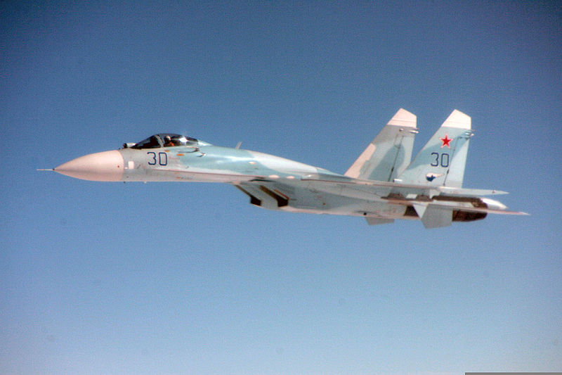 Defense Official: Russian Jet Intercepts And Comes Within 10 Feet Of U.S. Spy Plane Featured