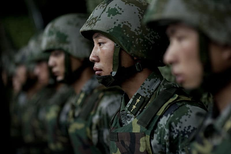 Reports: Chinese, Indian soldiers kill each other in giant brawl at border