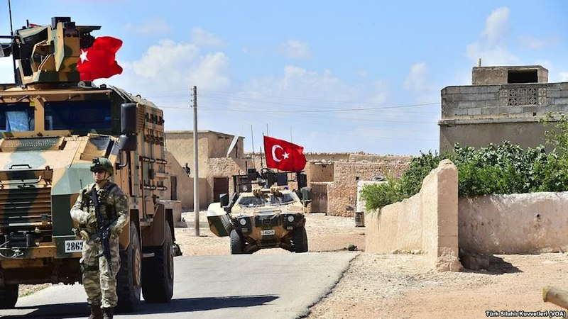 Turkey's military launches into Syria after Trump abandons staunch ally Kurds