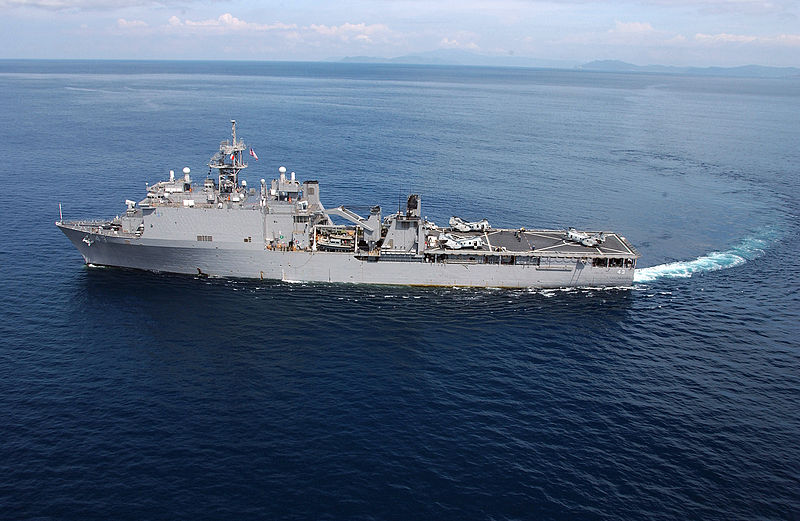 USS Fort McHenry stuck at sea after virus outbreak among sailors, Marines