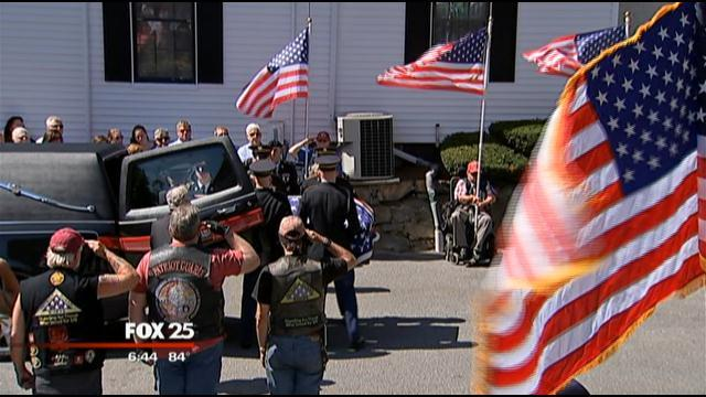 65 Years After Being Taken As A POW, A Hero's Remains Return Home Featured