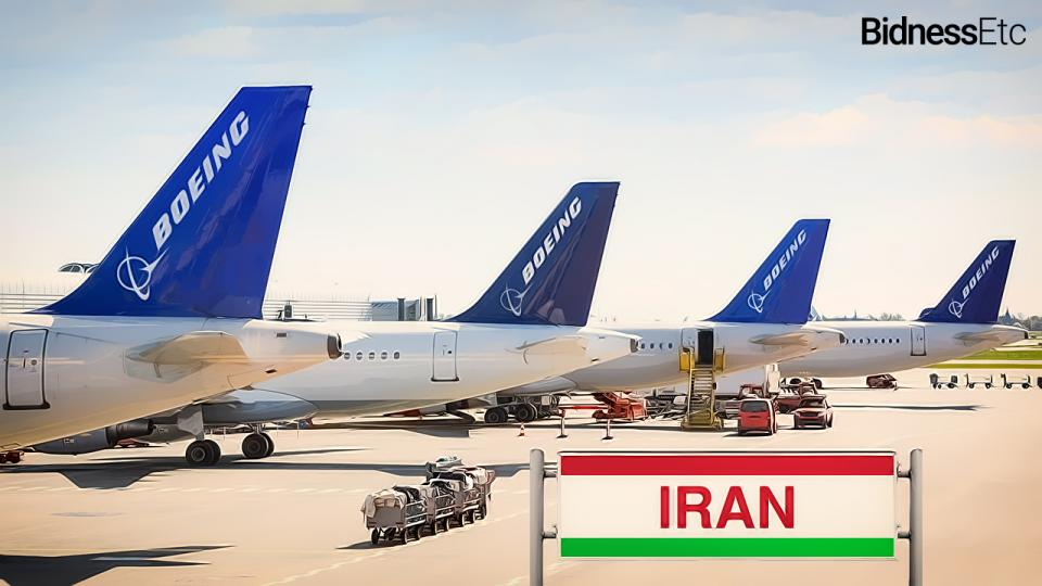U.S. House Block's Iran's Billion Dollar Boeing Aircraft Deal Featured