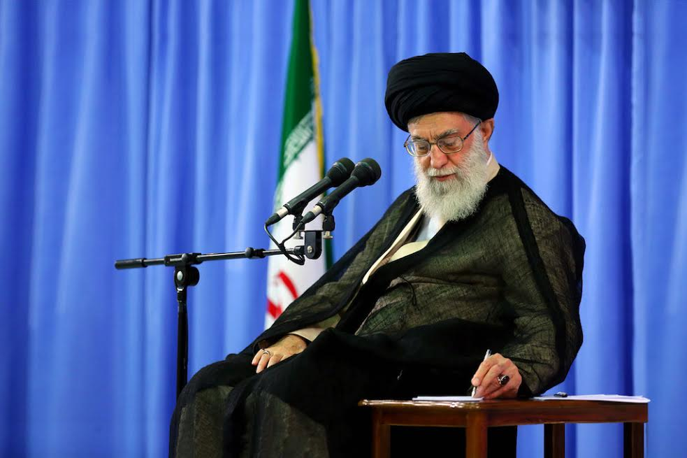 Iranian Ayatollah Khamenei: U.S. Presidential Candidates Better Watch Their Mouths When It Comes To The Nuclear Deal Featured