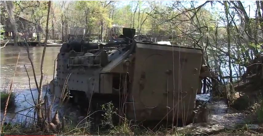 (VIDEO) Check Out U.S. Marines During A River-Crossing Training Exercise Featured