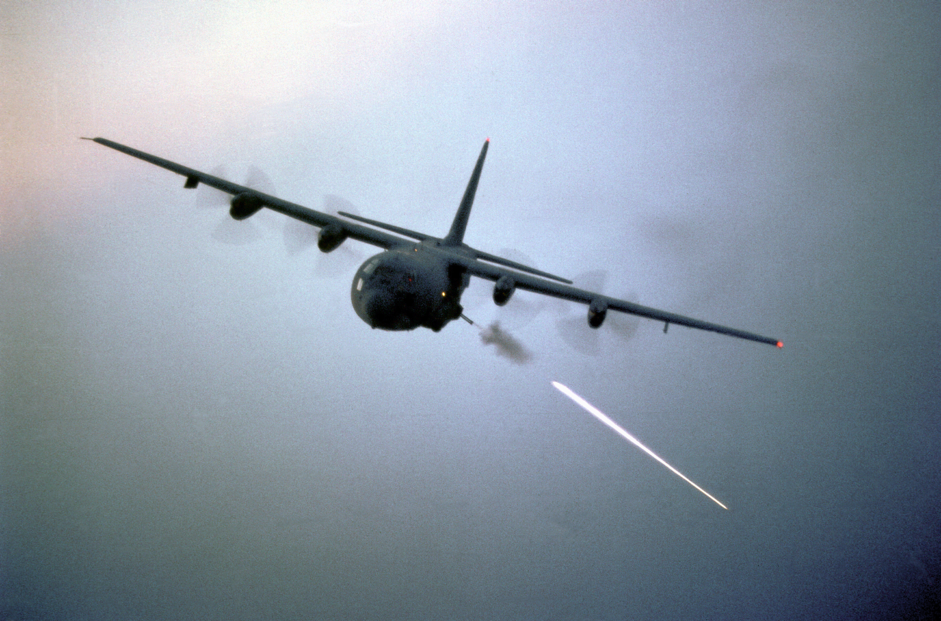 Laser Guns And Air-Launched Drones Coming To The AC-130 According To Lt. Gen. Brad Heithold Featured