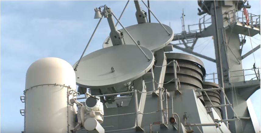 AEGIS - (VIDEO) Check Out How The World's Best Missile Defense System Could Defend Against North Korea