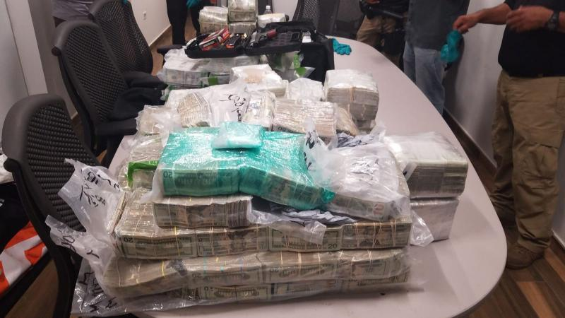 $3.7 million seized by border patrol after it's found in abandoned boat near Puerto Rico