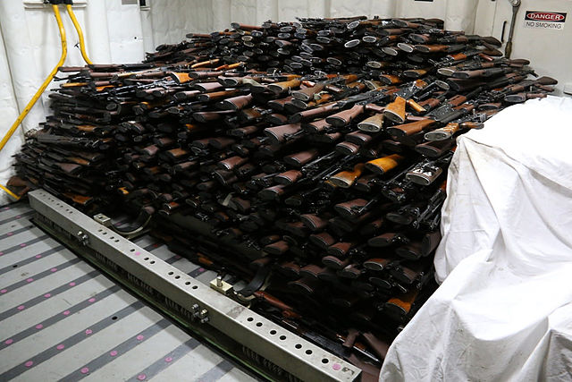 Iran Smuggles Weapons To Houthi Rebels Through U.S. Ally Featured