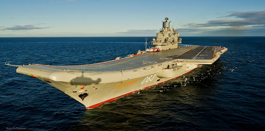 Death toll rises to two after fire on Russia's only aircraft carrier